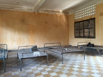 Old classrooms used for torture and interrogation