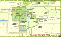Map of the compund
