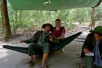 The Cu Chi Tunnels