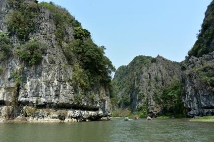 Tam Coc boat ride