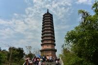 Bai Dinh Pagoda Stupa