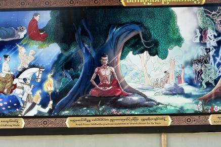 The story of Buddha
