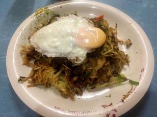 My okonomiyaki