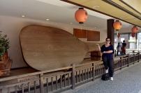 World's Largest Rice Scoop
