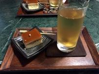 Dessert (that's tea, not beer)