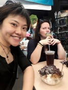 Xiping & me