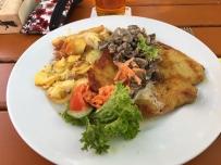 Schnitzel... Because Germany