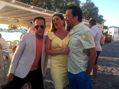 Basil, Rachael & Jeff