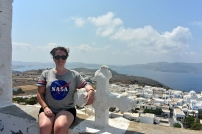 Getting to the top of Plaka