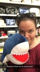 Baby Shark! Doo Doo Doodoododooooo!