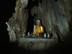 Magical cave bythe monkey temple