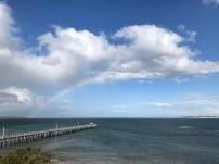 No double rainbow