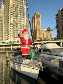 Christmas in Hawai'i