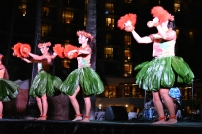 Hilton Hawaiian Village Luau