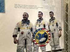 Apollo 1 - which never flew
