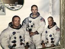 Apollo 11 - First man on the moon!