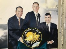 Apollo 13 - Houston, we've had a problem here.