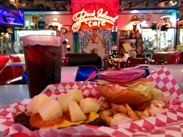 Rock Island Café