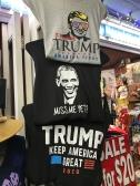 DEFINITELY should've bought the Obama shirt