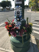 Memorial at Ala Moana
