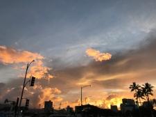 Ala Moana skyline