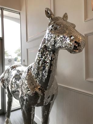 Silver Horsey