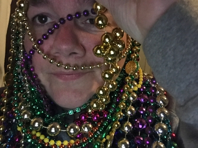 Me and Logan's beads