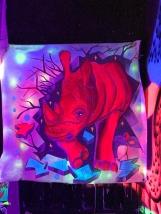 Neon art gallery!