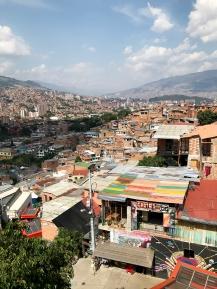 Comuna 13 view